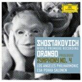 Shostakovich: Prologue to 'Orango'; Symphony No.4 de Various Artists