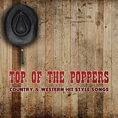 Country & Western Hit Style Songs de Top Of The Poppers