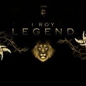 Legend Platinum Edition de I-Roy
