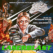 Laserblast - Original Motion Picture Soundtrack de Joel Goldsmith