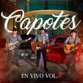 En Vivo, Vol. 4: Historias De Valientes by Capotes