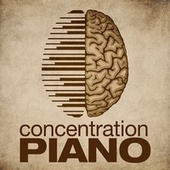 Concentration Piano by Various Artists