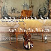 Sonatas for Viola da Gamba by Thomas Fritzsch