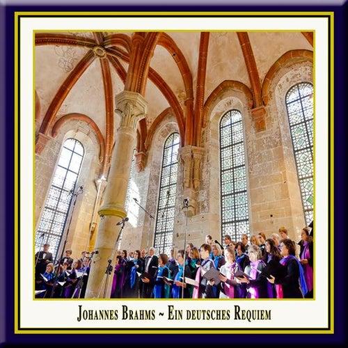 Brahms: Ein deutsches Requiem Op. 45 (A German Requiem Op. 45) (London Version) by Heidi Meier