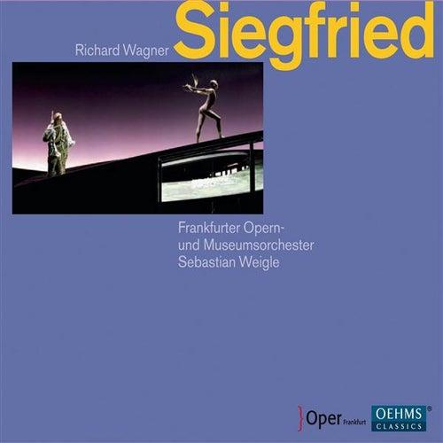 Wagner: Siegfried by Lance Ryan