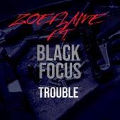 Black Focus by Zoe Flame