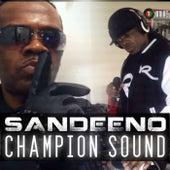 Champion Sound von Sandeeno