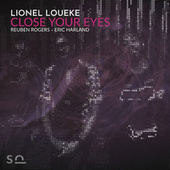 Close Your Eyes von Lionel Loueke