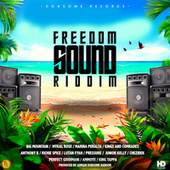 Freedom Sound Riddim by Adrian Donsome Hanson