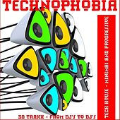 Technophobia (Tech House , Minimal and Progressive Rhythms) de Various Artists