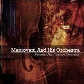 Presents His Concert Successes von Mantovani & His Orchestra