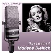 Vocal Sampler: The Best Of Marlene Dietrich - [Digital 45] by Marlene Dietrich