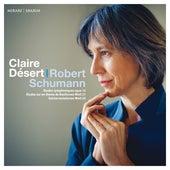 Schumann: Études symphoniques, Op. 13 - Études sur un thème de Beethoven, WoO 31 & Geistervariationen, WoO 24 by Claire Desert