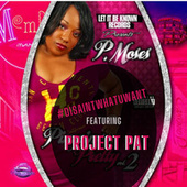 DisAintWhatUWant by P. Moses