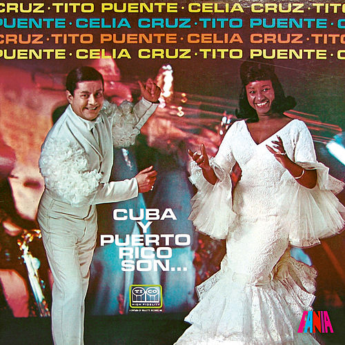 Cuba y Puerto Rico by Celia Cruz