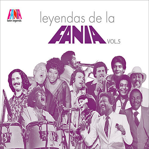 Leyendas De La Fania Vol 5 by Various Artists