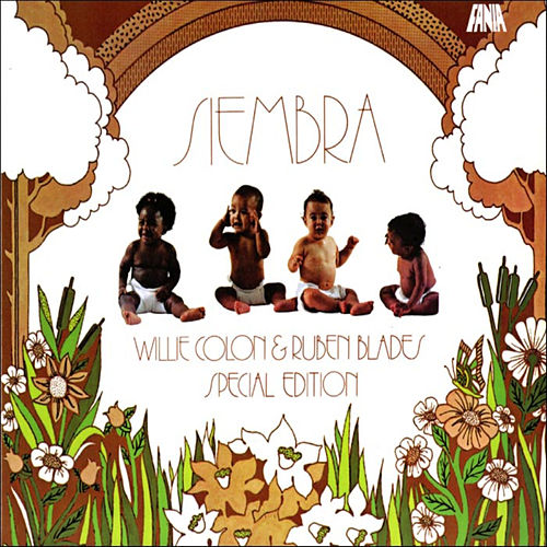 Siembra Special Edition by Willie Colon