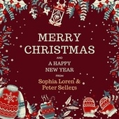 Merry Christmas and a Happy New Year from Sophia Loren & Peter Sellers by Sophia Loren