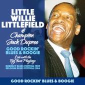 Little Willie Littlefield & The Big Town Playboys-Good Rockin' Blues & Boogie de Little Willie Littlefield