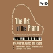 The Art of the Piano, Vol. 10 fra Thelonious Monk