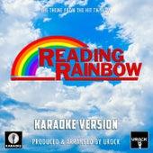 Reading Rainbow Main Theme (From