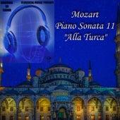 Mozart - Piano Sonata No. 11 -