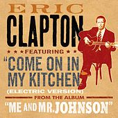 Come On In My Kitchen de Eric Clapton