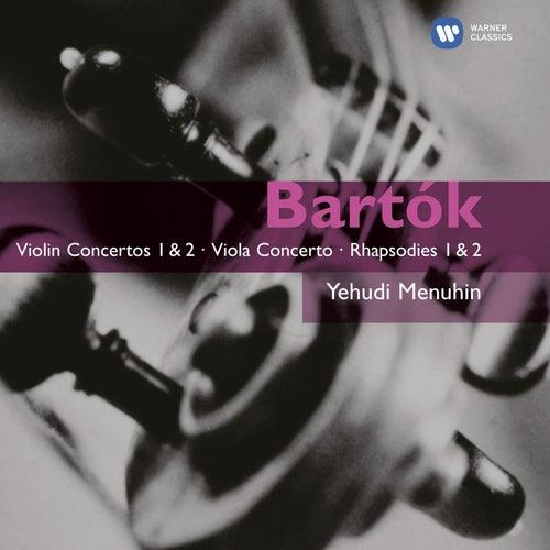 Violin Concertos 1 and 2 by Bela Bartok