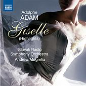 Adam: Giselle (Highlights) di Slovak Radio Symphony Orchestra