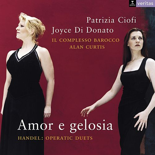 Operatic Duets by George Frideric Handel