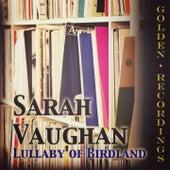 Lullaby of Birdland di Sarah Vaughan