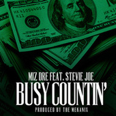 Busy Countin (feat. Stevie Joe) by Miz Dre