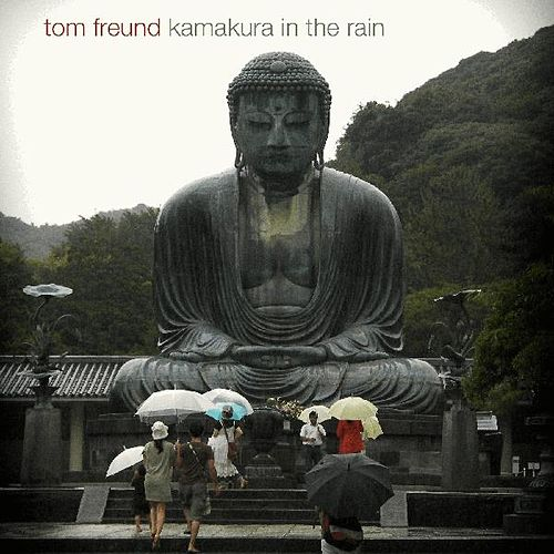 Kamakura in the Rain by Tom Freund