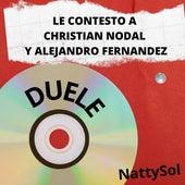 Le Contesto a Christian Nodal y Alejandro Fernandez (Duele) de Marisol Sanz