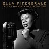 Live at The Palladium - New York City, 1951 de Ella Fitzgerald