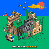 If You Ever Leave, I'm Coming with You (Roosevelt Remix) by The Wombats
