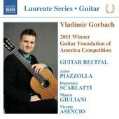 Vladimir Gorbach Guitar Recital by Vladimir Gorbach