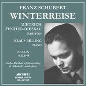 Schubert: Winterreise, Op. 89, D. 911 von Dietrich Fischer-Dieskau