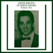 Volume 10 de Gene Krupa