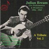Julian Bream: A Tribute, Vol. 2 (Live) von Julian Bream