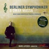 Piazzolla & Massa: Nuevo Tango Concertos de Berlin Symphony Orchestra