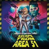 Escape from Area 51 - Original Motion Picture Soundtrack von Various Artists