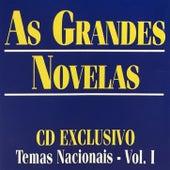 Temas Nacionais Vol. 01 von As Grandes Novelas