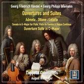 Handel & Telemann: Ouvertures & Suites de Cappella Coloniensis