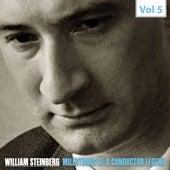 Milestones of a Conductor Legend, Vol. 5 de William Steinberg