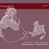 Vivaldi: Works by Nicholas Spanos
