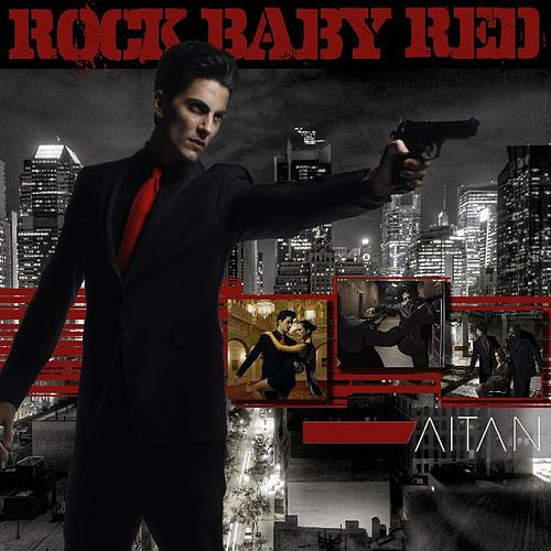 Rock Baby Red by Aitan