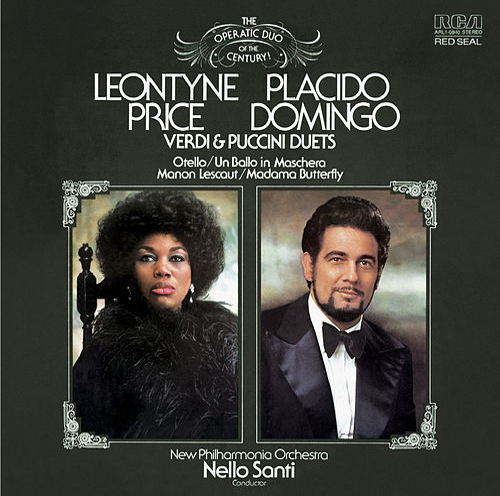 Plácido Domingo: Verdi & Puccini Duets by Various Artists