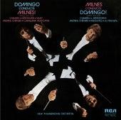 Domingo Conducts Milnes!; Milnes Conducts Domingo! von Plácido Domingo