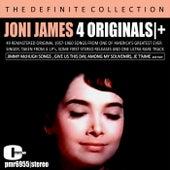 4 Original Albums Plus von Joni James
